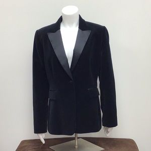 Alex Marie Black Tuxedo Blazer